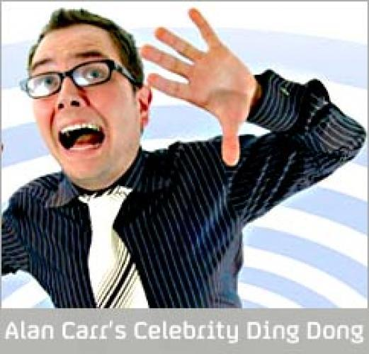 Alan Carr's Celebrity Ding Dong next episode air date poster