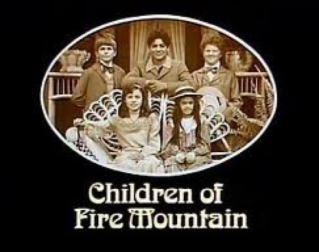 Children of Fire Mountain next episode air date poster