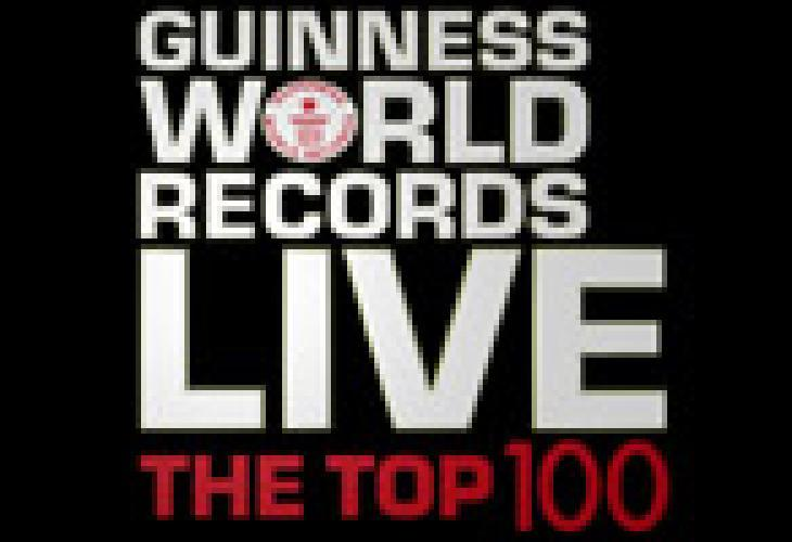 100 Guinness Book of World Records next episode air date poster