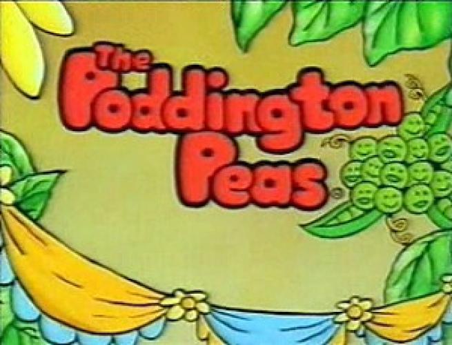 The Poddington Peas next episode air date poster