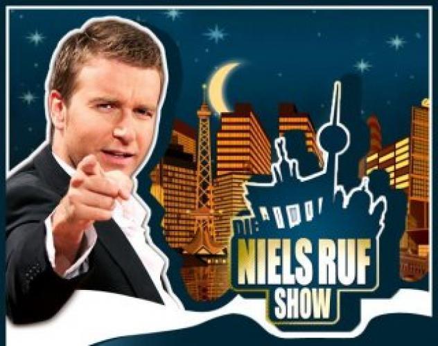 Die Niels Ruf Show next episode air date poster