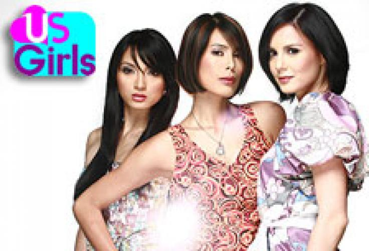 Us Girls (Philippines) next episode air date poster