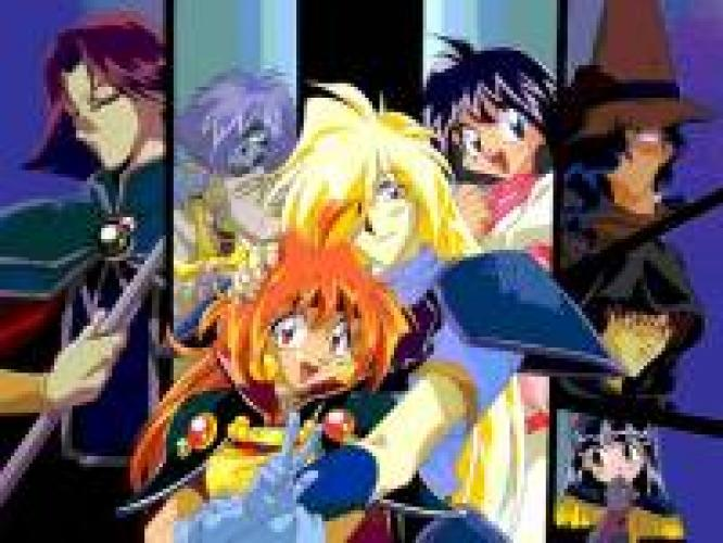 Slayers next episode air date poster