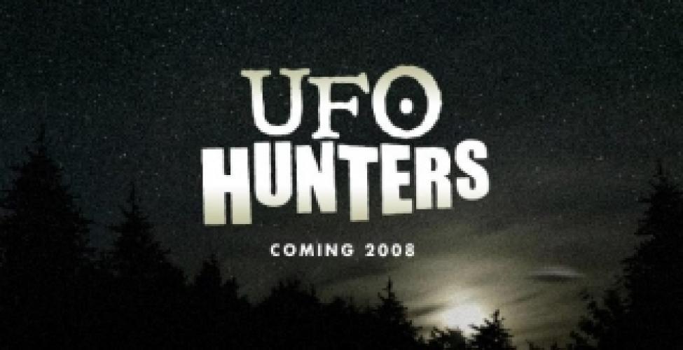 UFO Hunters (SciFi) next episode air date poster