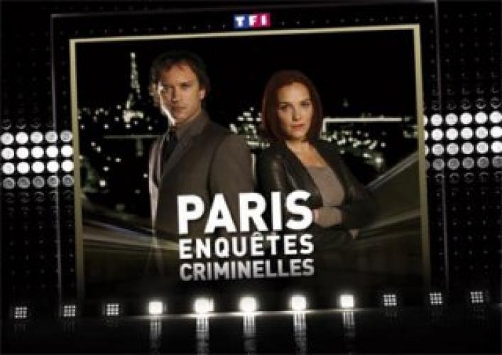 Paris Enquêtes Criminelles next episode air date poster