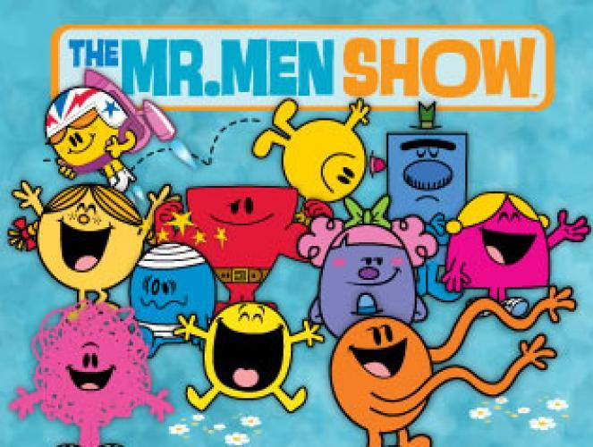 The Mr. Men Show next episode air date poster