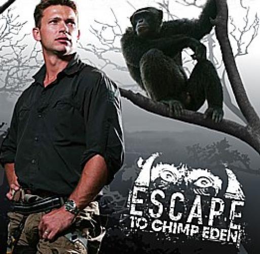 Escape to Chimp Eden next episode air date poster