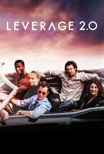 Leverage next episode air date poster