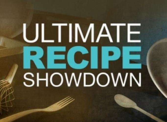 Ultimate Recipe Showdown next episode air date poster