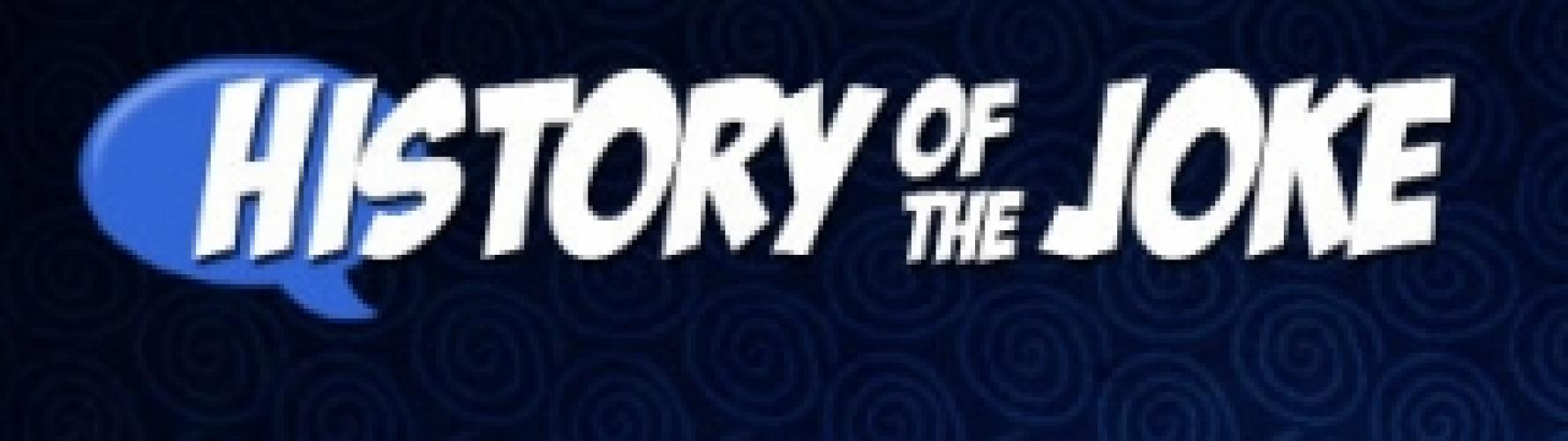 History of the Joke next episode air date poster