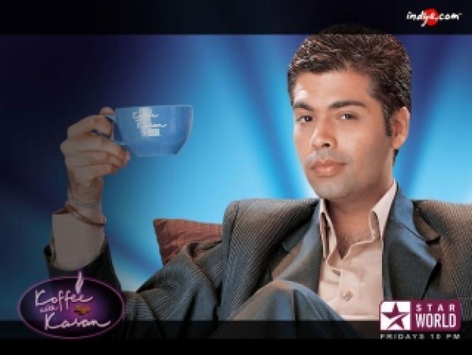 Koffee with Karan next episode air date poster