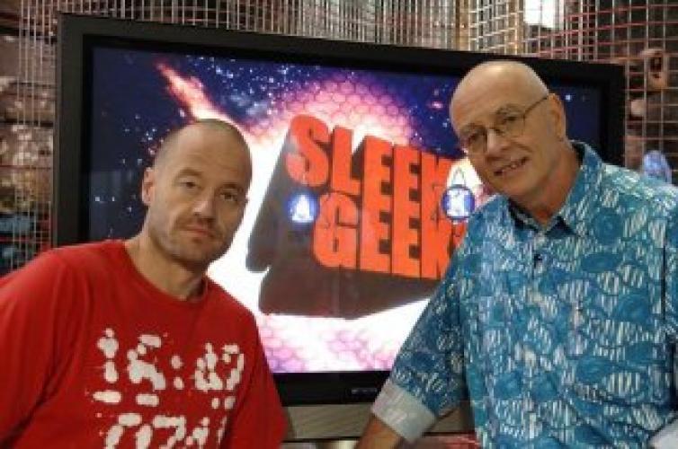 Sleek Geeks next episode air date poster