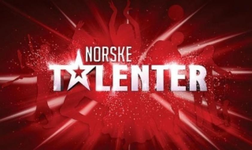 Norske Talenter next episode air date poster