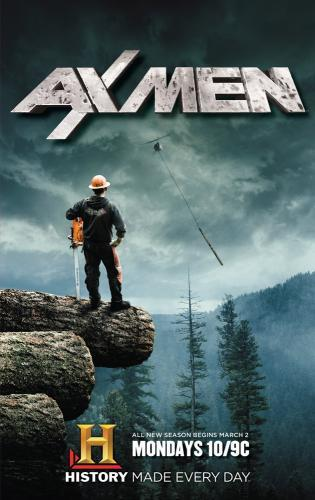 AX Men next episode air date poster