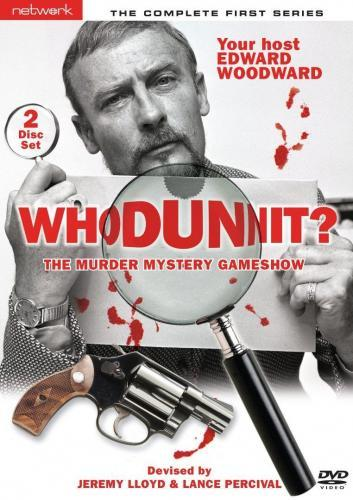Whodunnit? next episode air date poster