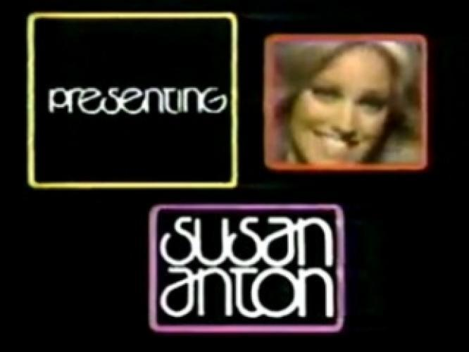 Presenting Susan Anton next episode air date poster