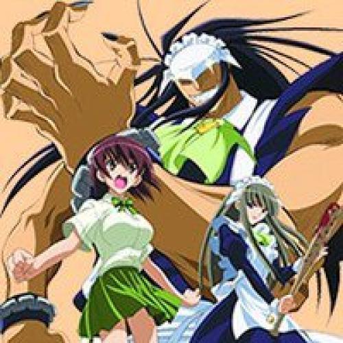 Kamen no Maid Guy next episode air date poster