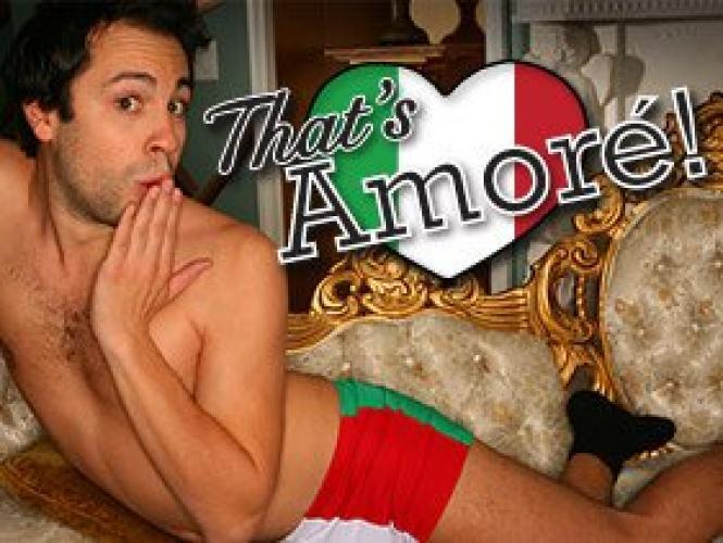 That's Amoré! next episode air date poster