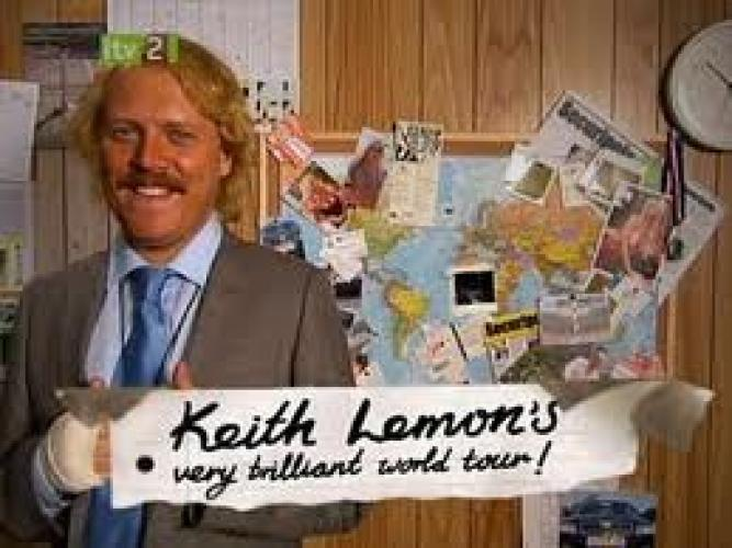 Keith Lemon's Very Brilliant World Tour next episode air date poster