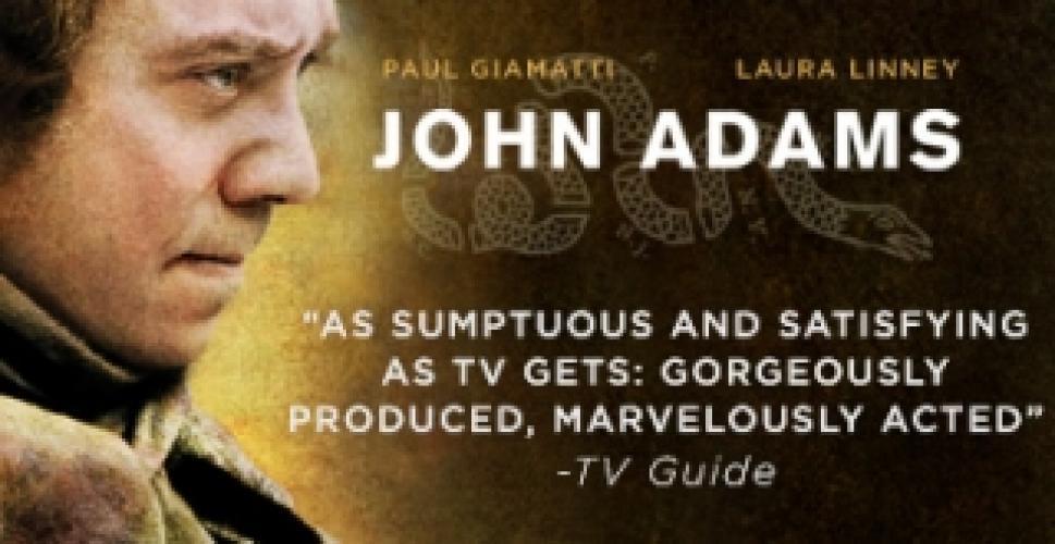 John Adams next episode air date poster