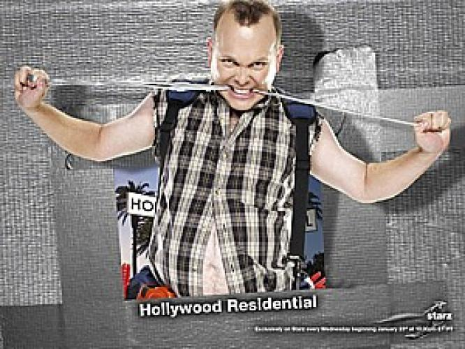 Hollywood Residential next episode air date poster