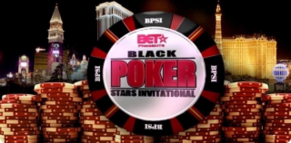 Black Poker Stars Invitational next episode air date poster