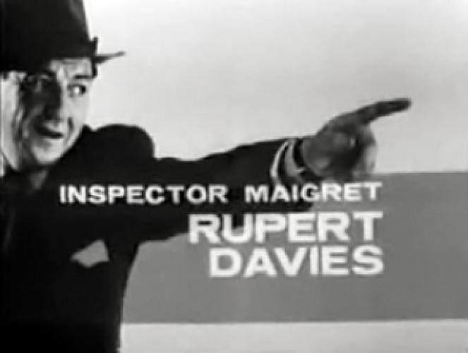 Inspector Maigret next episode air date poster