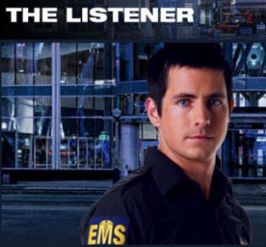 The Listener next episode air date poster