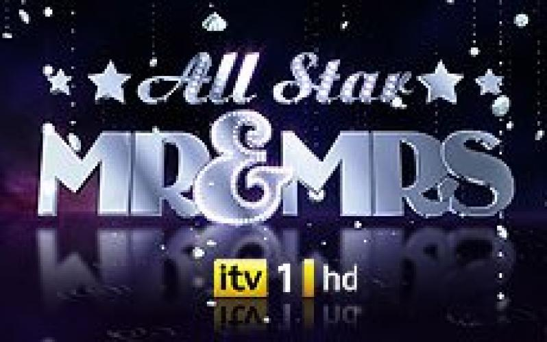 All Star Mr. & Mrs. next episode air date poster