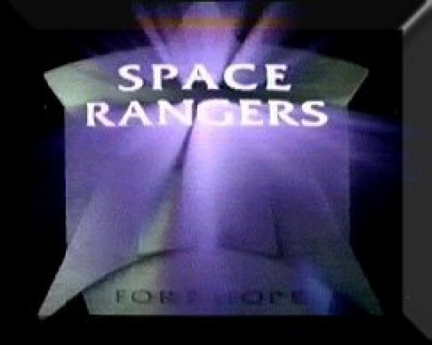 Space Rangers next episode air date poster