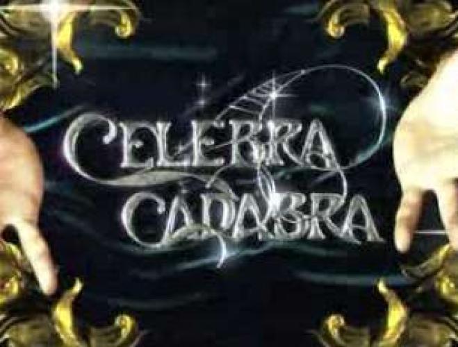 Celebracadabra next episode air date poster