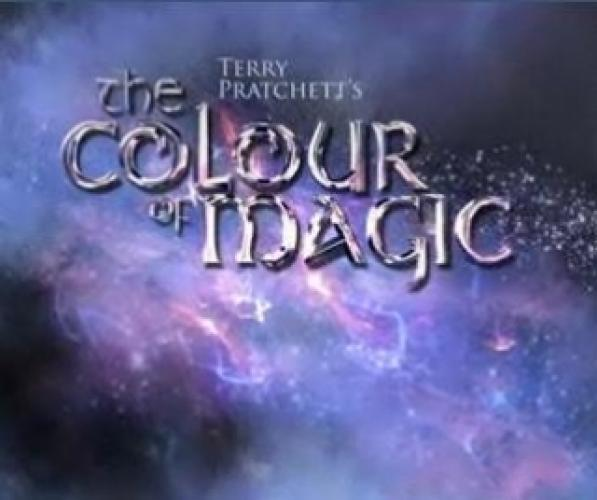 The Colour of Magic next episode air date poster