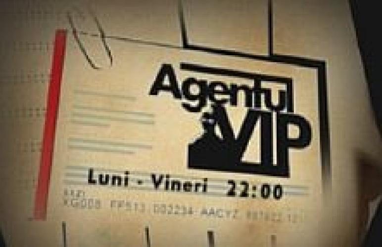 Agentul VIP next episode air date poster