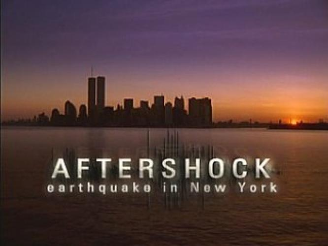 Aftershock - Earthquake In New York next episode air date poster