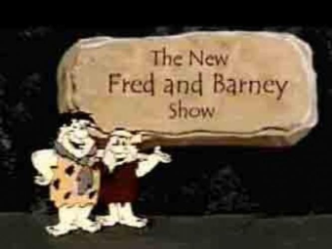 The New Fred and Barney Show next episode air date poster