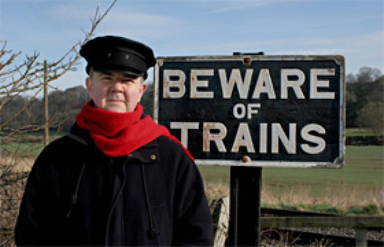 Ian Hislop Goes Off The Rails next episode air date poster