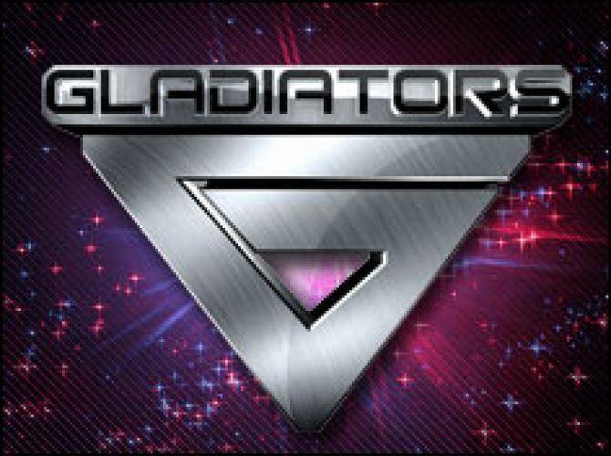 Gladiators (2008) next episode air date poster