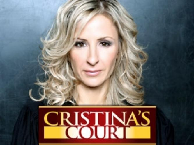 Christina's Court next episode air date poster