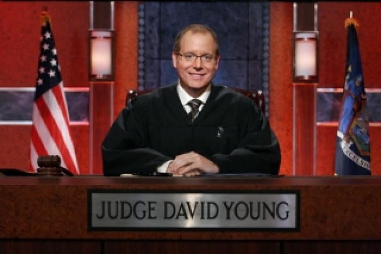 Judge David Young next episode air date poster