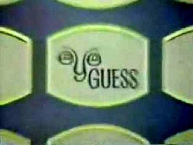 Eye Guess next episode air date poster