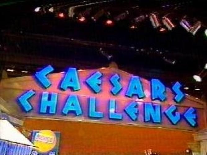 Caesar's Challenge next episode air date poster