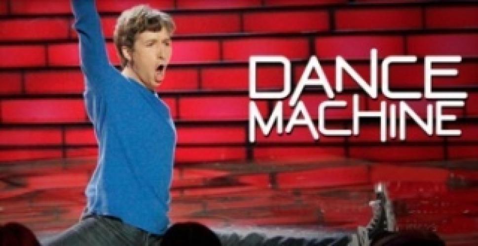 Dance Machine next episode air date poster