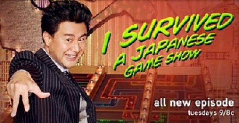 I Survived A Japanese Game Show next episode air date poster