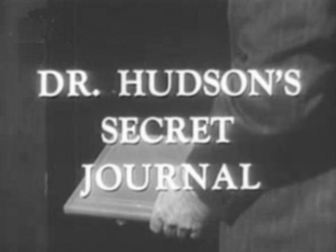 Dr. Hudson's Secret Journal next episode air date poster