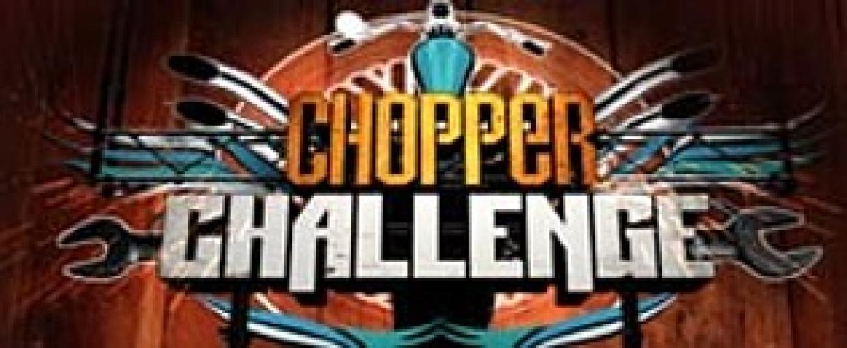 Chopper Challenge next episode air date poster