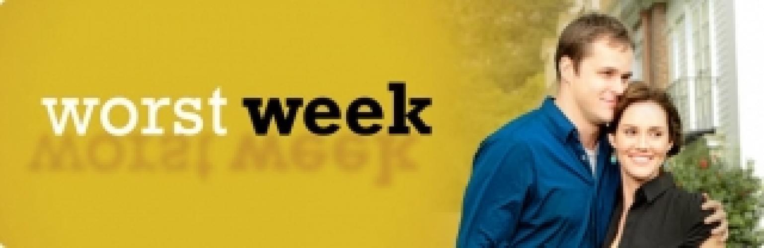 Worst Week next episode air date poster