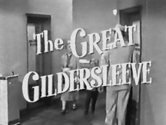 The Great Gildersleeve next episode air date poster