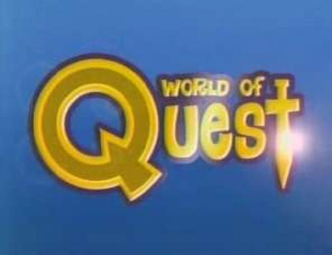 World of Quest next episode air date poster