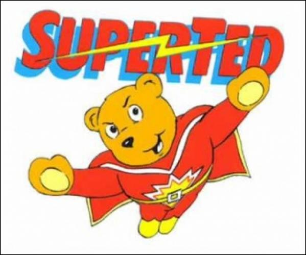 The Further Adventures of SuperTed next episode air date poster
