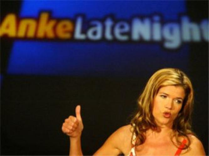 Anke Late Night next episode air date poster